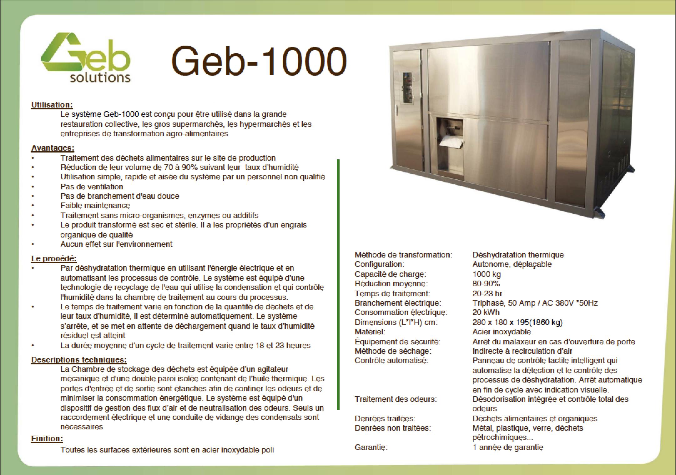 GEB 1000