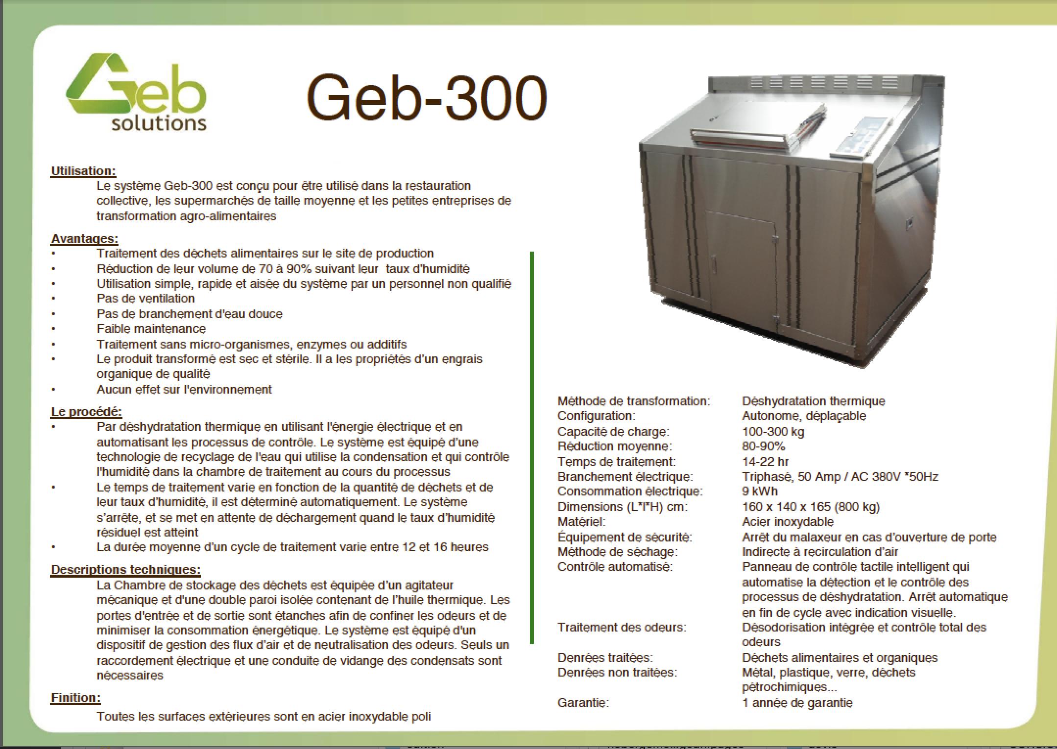 GEB 300