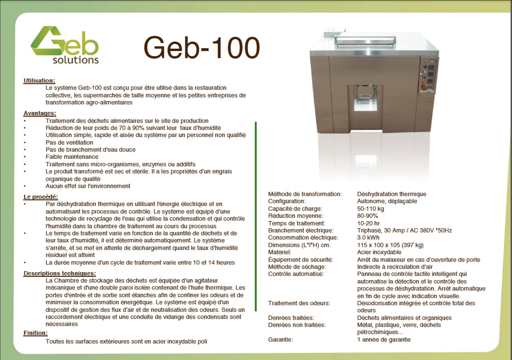 GEB100